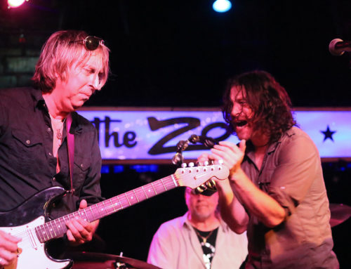 Photos: Paul Nelson Band at The Zoo Bar 10.17.18