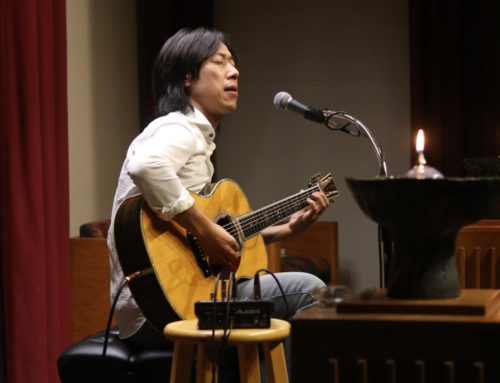 Photos: Hiroya Tsukamoto | Way Station Concerts at Unitarian Church 11.11.18