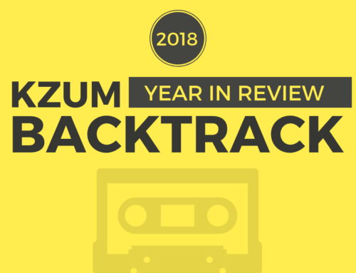 KZUM Backtrack: Best of 2018
