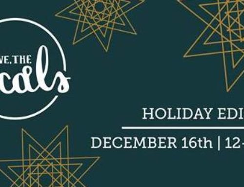 Love, The Locals Holiday Edition to Bring 50 Local Makers, Food and Music to The Bay Sunday