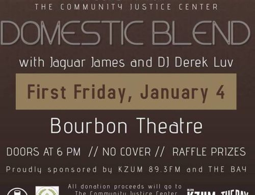 Community Justice Center to hold first-ever fundraiser as part of First Friday at The Bourbon Theatre