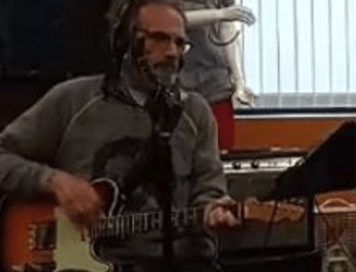 Live in-studio: Charlie Burton and Or What 12.20.2018