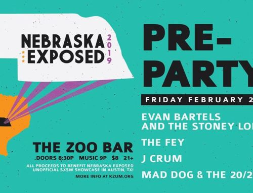 Nebrask Exposed Pre-party February 22 at The Zoo Bar