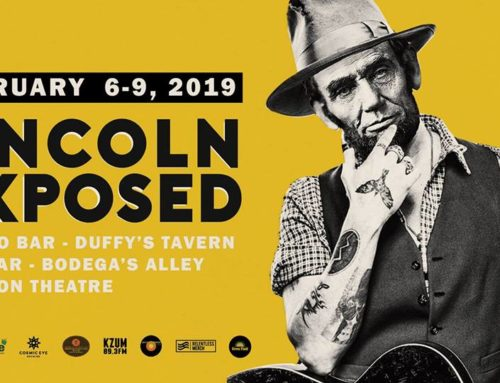 This week's Lincoln Exposed showcasing over 100 local performers across five venues