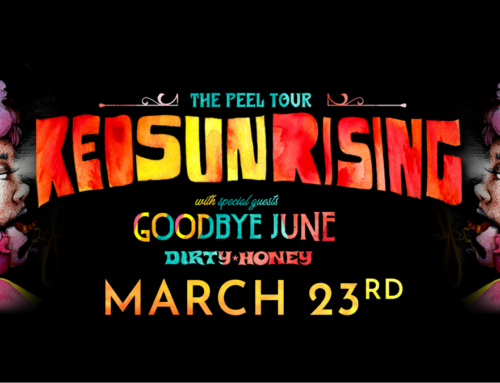 Red Sun Rising to return to The Bourbon with Goodbye June & Dirty Honey March 23