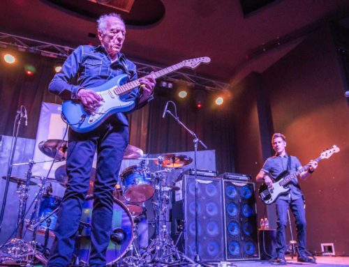 Photos: Robin Trower | Bourbon Theatre 4.18.19
