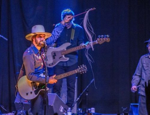 Photos and recap: Ryan Bingham w/The Americans at The Bourbon Theatre 4.3.19