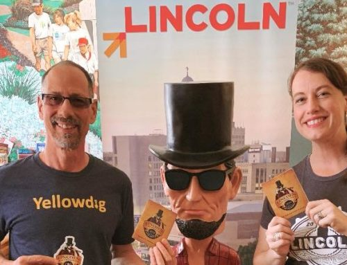 3rd Annual Lincoln Beer Tour running now through Dec. 31