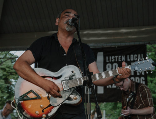 Photos: The Inbetweens + Gerardo Meza & The Dead of Night | Stransky Park Concert 6.6.19