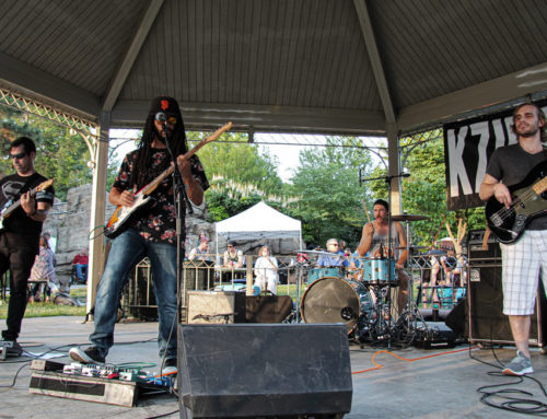 Photos: Jaguar James & The House Band | Stransky Park Concerts 6.27.19