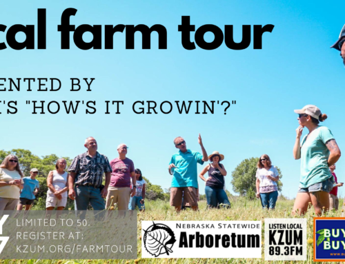 KZUM's How's It Growin'? presents local farm tour July 27
