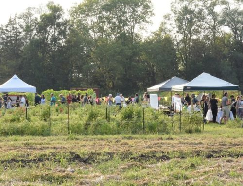 Community Crops: Feast on the Farm to be at Prairie Pines for an Evening of Local Food