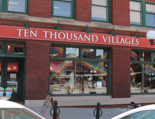 Underwriter Spotlight: Ten Thousand Villages