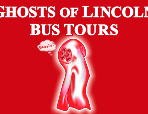 Ghosts of Lincoln Bus Tour Tickets Guided by Scott Colborn of Exploring Unexplained Phenomena Now Available