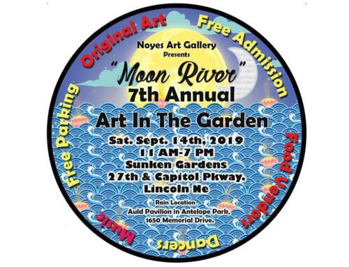 7th Annual Art in the Garden returns to Sunken Gardens, Sept. 14