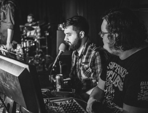 Basement Creators Network Produces Weekly Livestream of Local Musicians