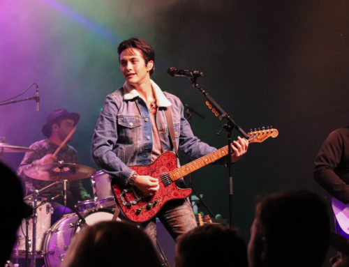 Photos: Laine Hardy | The Bourbon Theatre 12.6.19