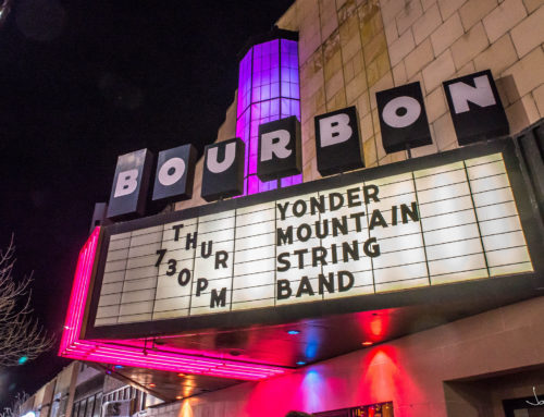 Photos: Yonder Mountain String Band | Bourbon Theatre 3.5.20