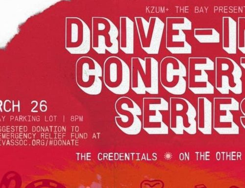 KZUM and The Bay partner to bring a new Drive-In Concert Series starting March 26