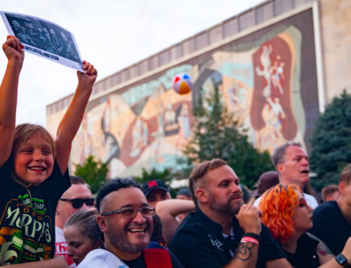 Lincoln On The Streets Brings Punk Rock Back To Lincoln