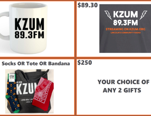 2021 KZUM Fall Fund Drive Happening Now Through September 16th